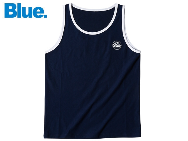Blue. Original Rash TankTop