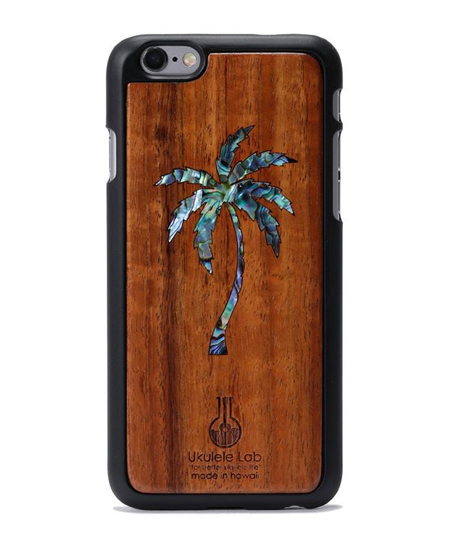 Ukulele lab Abalone Palm Tree iPhone 6/6s Case