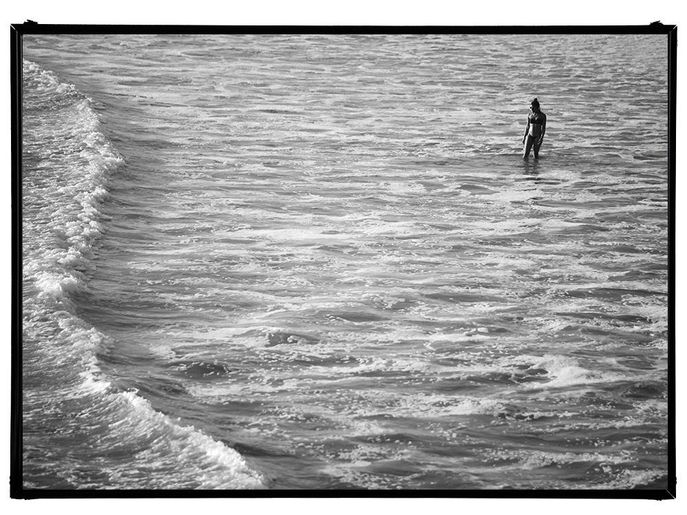 Blue.オリジナル Photo&Frame 「On The Shore」 Sサイズ