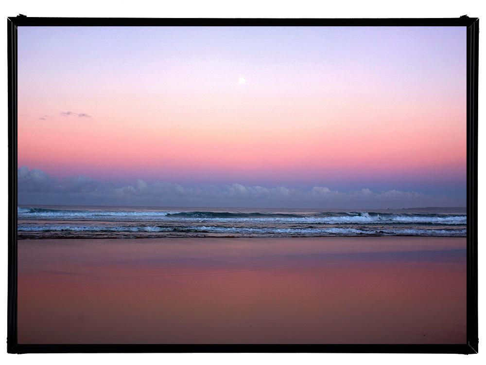Blue.オリジナル Photo&Frame 「Calm Sea」 Sサイズ