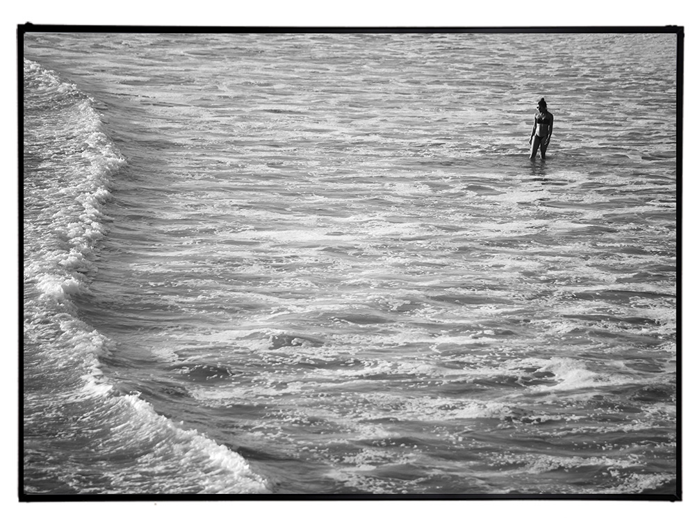 Blue.オリジナル Photo&Frame 「On The Shore」 Lサイズ