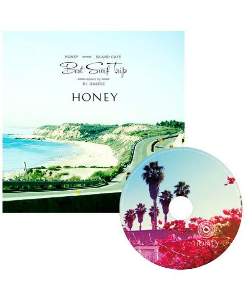 HONEY meets ISLAND CAFE〜Best Surf Trip〜