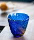 Shanti Glass×Blue. スウェル・グラス