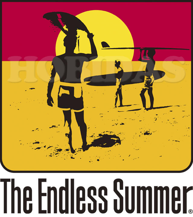 The Endless Summer ポスターTシャツ