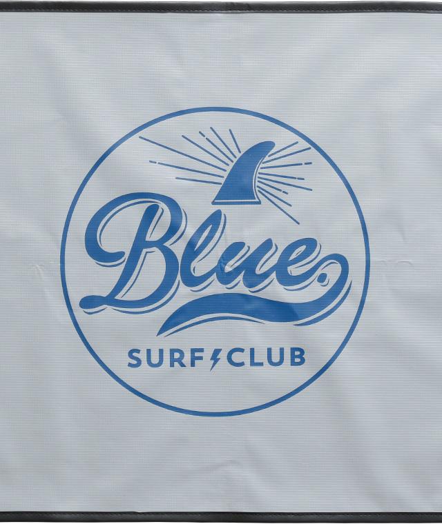 "Blue. Multi Surf Mat ""Blue. Surf Club"""