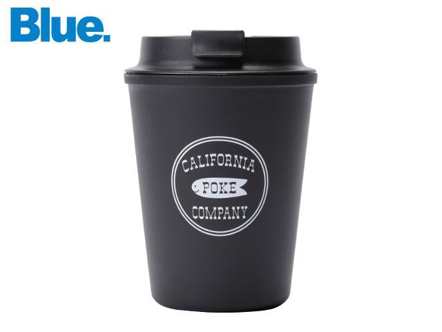 California Poke Company×Blue. タンブラー ブラック