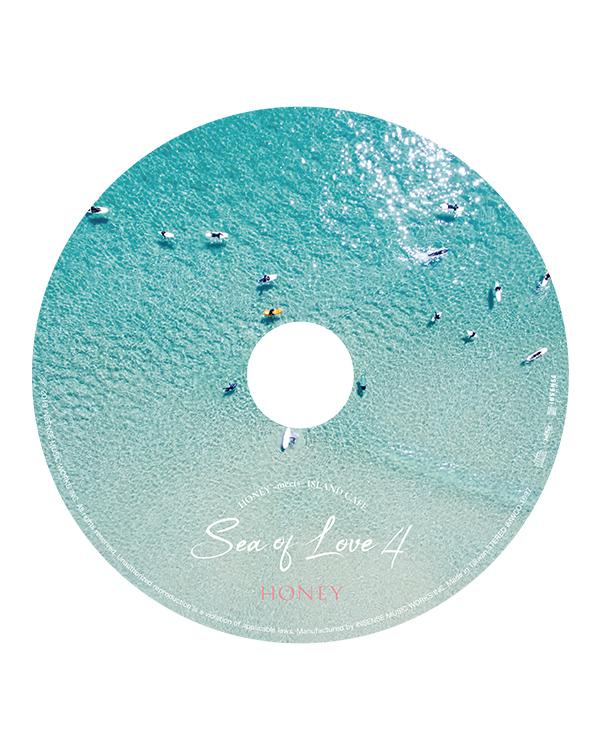 HONEY meets ISLAND CAFE -Sea of Love 4
