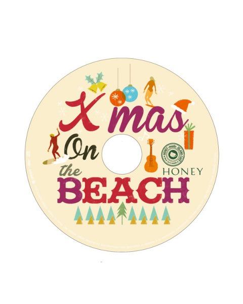 HONEY meets ISLAND CAFE〜X'mas on the BEACH〜