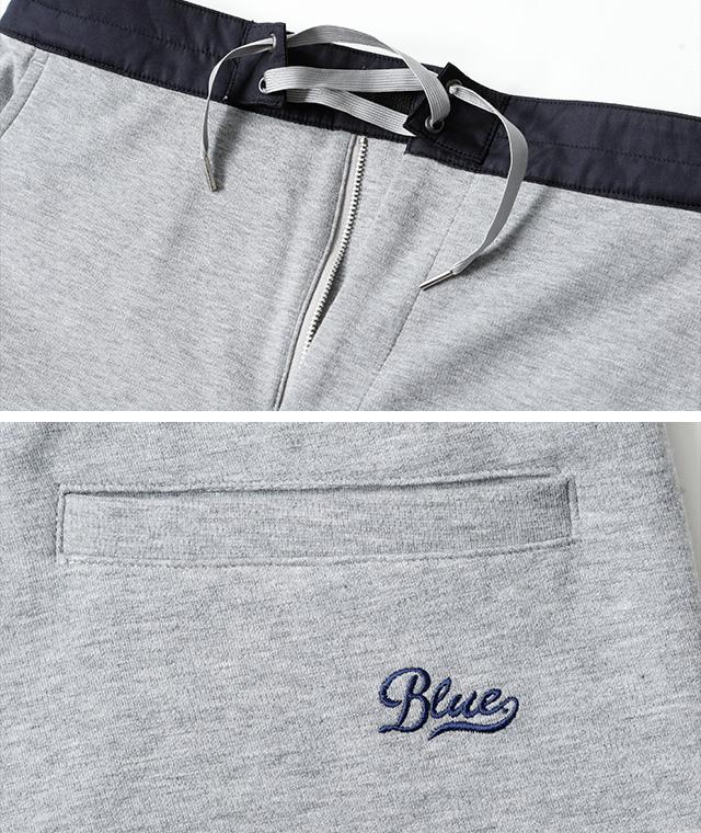 Blue. サーファーズ・スウェットパンツ Ver.2