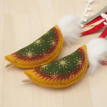クリスマスまたたび鳥