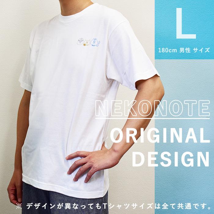 オリジナルTシャツ クロシロさん【猫の手】