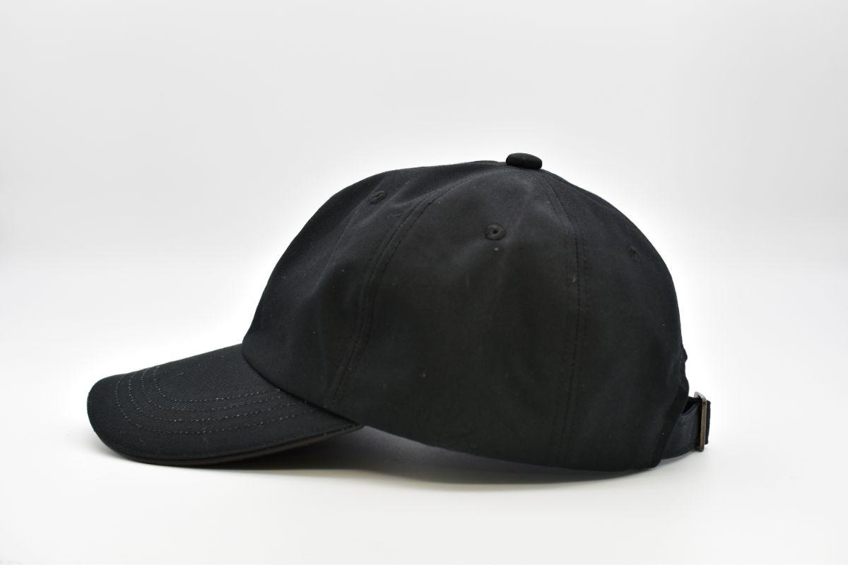 ZQ 縦LOGO 6PANEL CAP(キャップ メンズ レディース)【ZERO QUARTER MAIDE IN JAPAN SHOP】