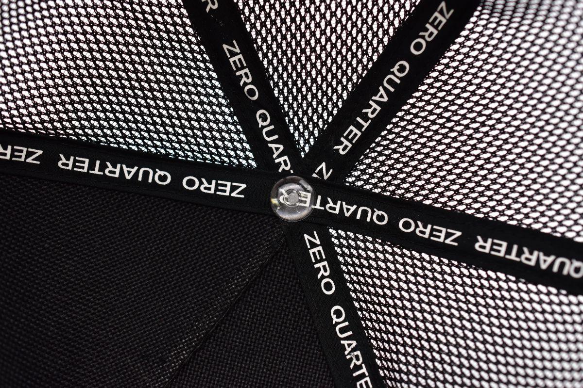 ZQ ナンバーマーク MESH CAP【ZERO QUARTER MAIDE IN JAPAN SHOP】