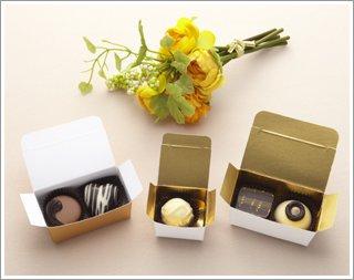 ベルギーチョコレート プチギフト 1個