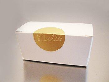 ベルギーチョコレート プチギフト 2個