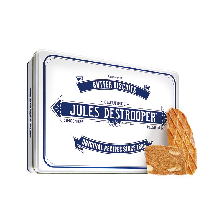 ジュールスデストルーパー レトロ缶