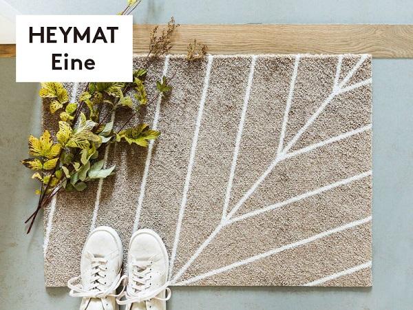ノルウェージャンアイコンズ HEYMAT(ヘイマット) 玄関マット EINE(アイネ) Sサイズ