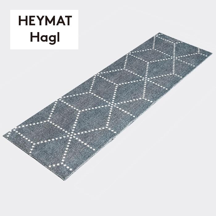 ノルウェージャンアイコンズ HEYMAT(ヘイマット) キッチンマット HAGL(ハグレ)