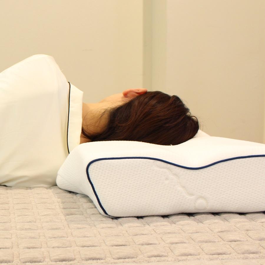 横向き寝用 O-min.(オーミン) 枕