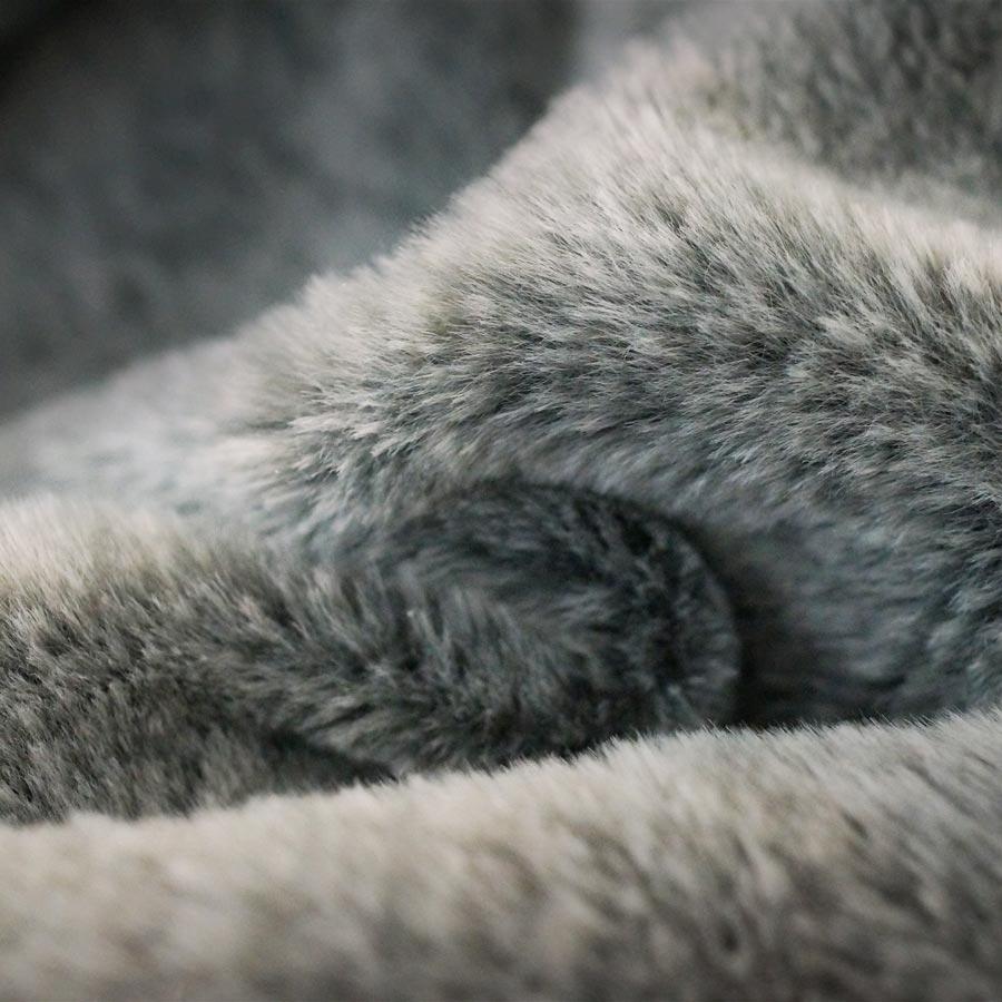 リッチファー 毛布 ドゥーラネージュ doux la neige