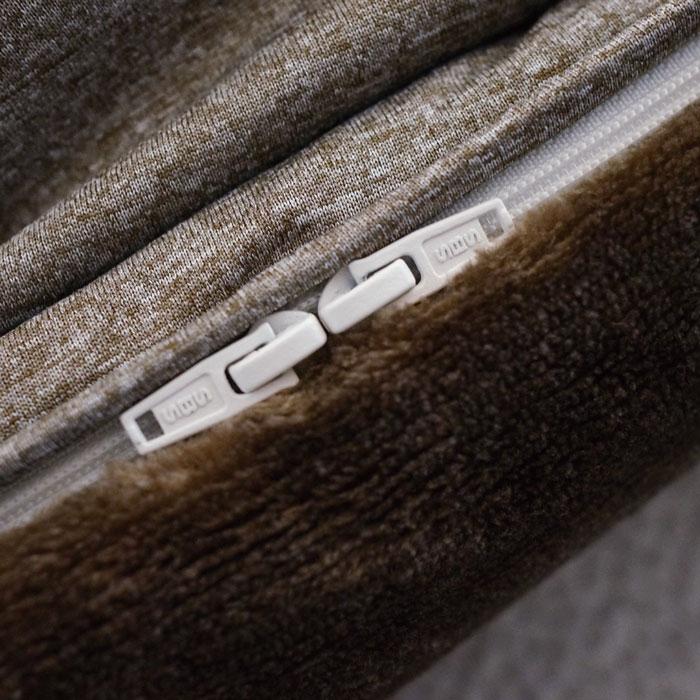 CRESCALORE(クレスカローレ)  布団カバーにもなる毛布