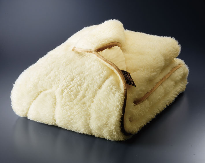 洗えるメリノウール100%毛布The Premium Sofwool(ソフゥール)