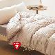 羽毛布団のような寝心地プリマロフト使用ゴールドザプレミアム掛けふとん
