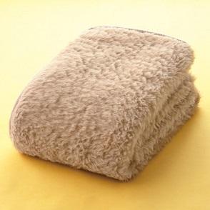 ウールより暖かい高級ベビーアルパカ敷き毛布