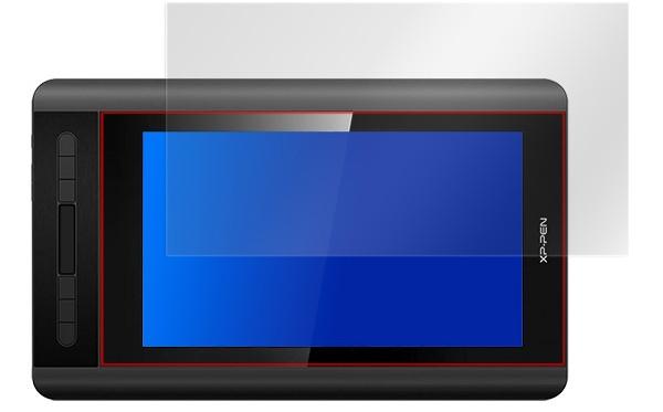 XP-Pen Artist 12 用 保護 フィルム OverLay Magic for XP-Pen Artist 12 液晶 保護 フィルム シート シール フィルター キズ修復 耐指紋 防指紋 コーティング