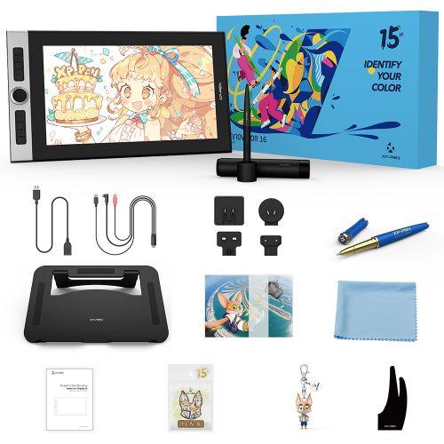 Innovator16 液晶タブレット XP-Pen15周年アニバーサリーエディション  18ヶ月メーカー保証