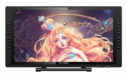 Artist 22E Pro 21.5型大画面液晶ペンタブレット 貴方のイメージを大画面で創ろう 4K表示対応 18ヶ月メーカー保証