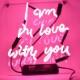 ネオン サイン、『 I AM IS LOVE WITH YOU』NEON SIGNネオン管、ディスプレイ ボード、カフェ、喫茶店、広告用看板、クラブ及び娯楽場所等 インテリア アメリカン雑貨 33.5*20.3cm