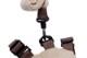 迷子防止 ぬいぐるみ 赤ちゃん歩行補助 アニマルハーネス 迷子紐 アウトドア安全ベルト付 (ベージュクマ)