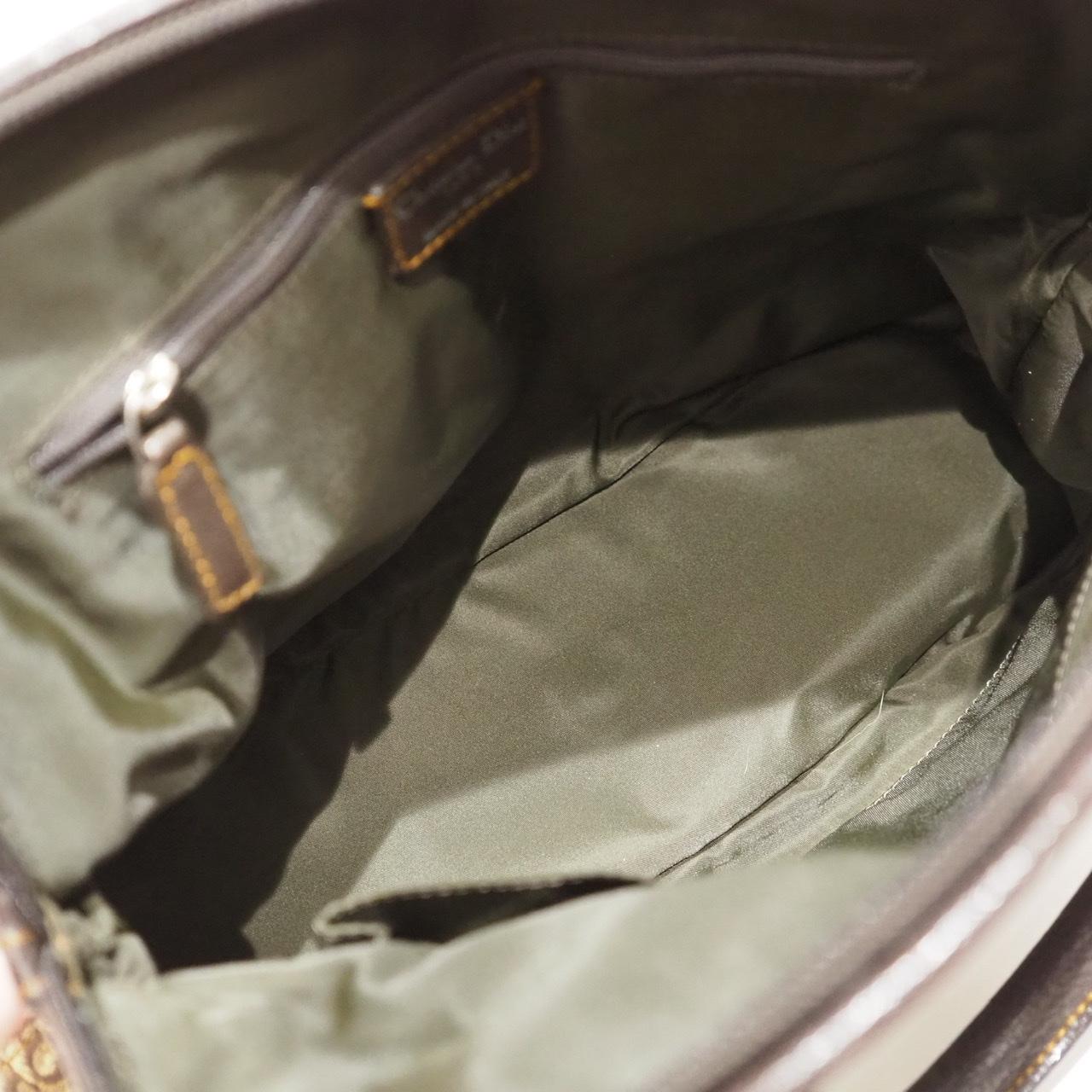 ディオール トロッター ハンドバッグ