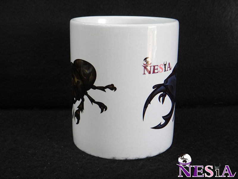 NESiAオリジナルマグカップ
