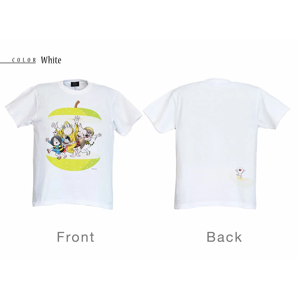 猫手毬 半袖Tシャツ