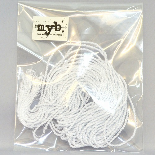 myb.ストリングプロ(ポリ70/ナイロン30)×10本