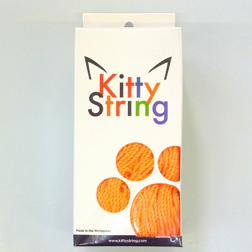 Kitty ストリング ポリエステル100% × 100本 【旧バージョン】