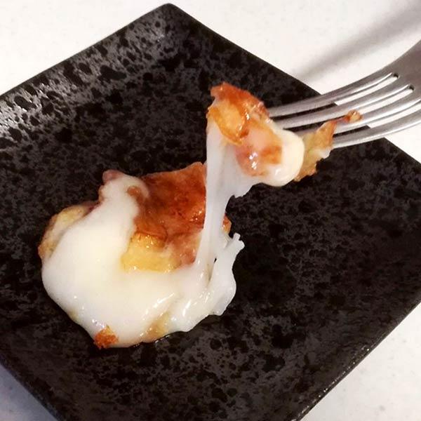 【淡路島牛乳】焼いて楽しむ2つの食感!濃厚チーズ カチョカヴァロ(130g)/淡路島産/手作り