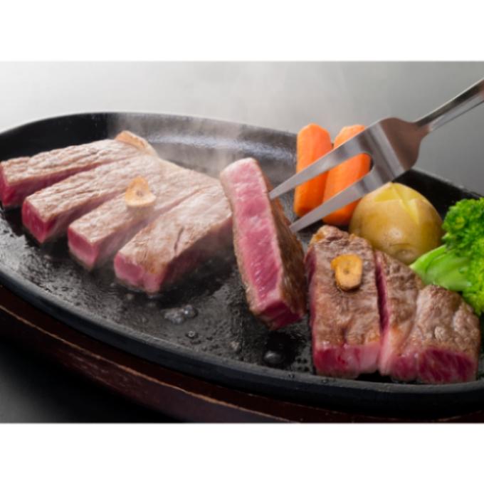 【南給】鹿児島黒毛和牛の極上サーロインステーキセット