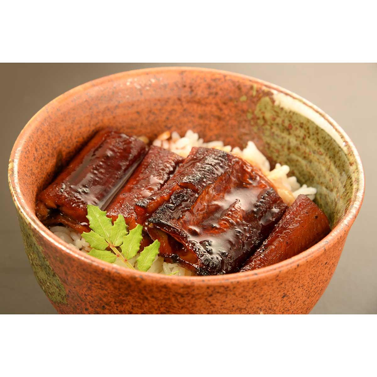 【中水食品工業】国産うなぎ蒲焼 3袋セット