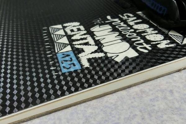 2009★サロモン presentJR 125cm★Sセット/商品限定レンタル