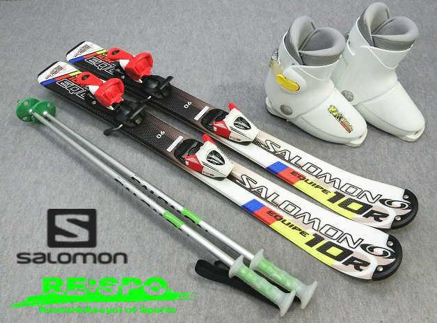 1031★サロモン EQ/10R 90cm★Sセット/商品限定レンタル
