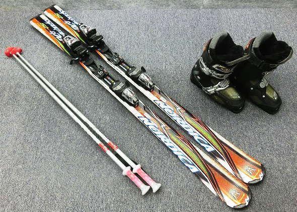 3069★ノルディカ SPORTMACHINE 152cm★Sセット/商品限定レンタル