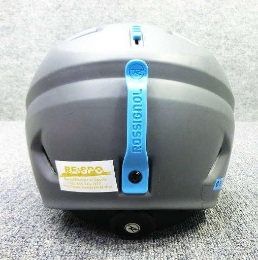 5027★ロシニョール Jrヘルメット グレー★シーズンレンタル
