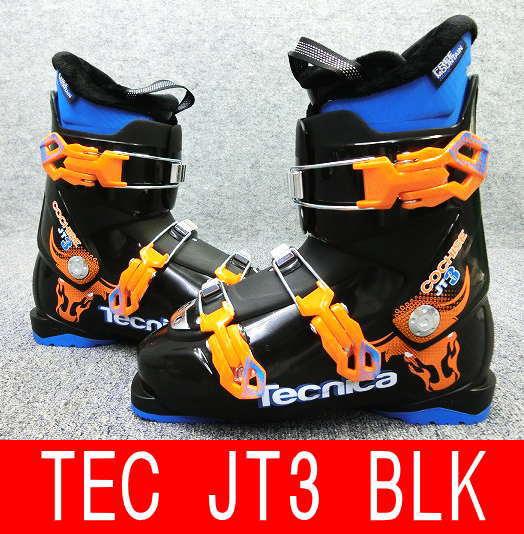 TC JT3 25.5cm★レンタル専用オプション子供用スキーブーツ/フロントバックル新品★
