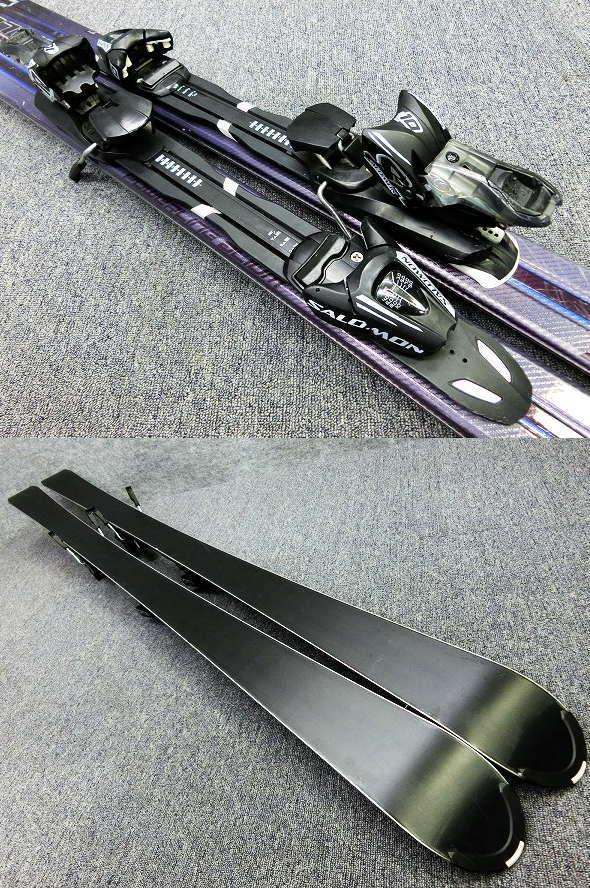 3086★サロモン 24SPORT 165cm★Sセット/商品限定レンタル