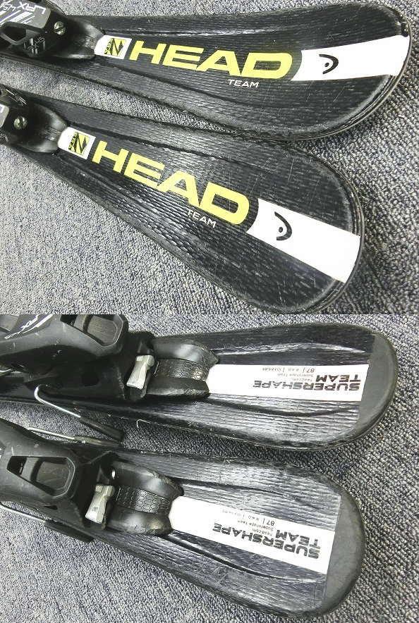 1101★ヘッド SHAPE BLK 87cm★Sセット/商品限定レンタル