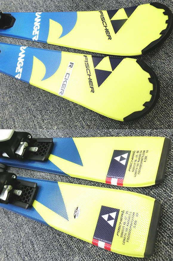1195★フィッシャー RANGER 100cm★Sセット/商品限定レンタル