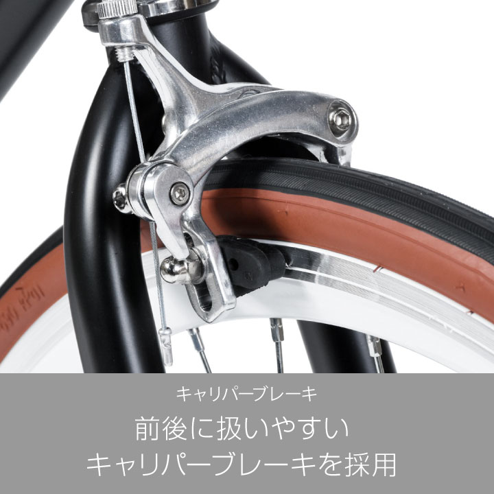 アウトレット a.n.design works Laugh460 クロスバイク 700c【お客様組立】
